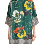 Printed High-Low Blouse4