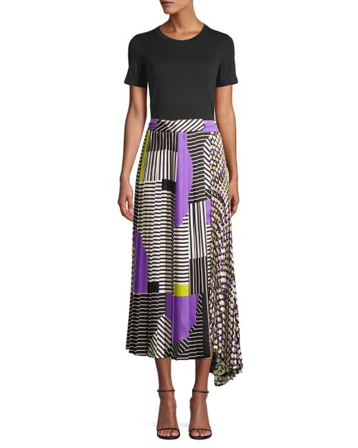 beatrice-b-lilac-Womens-Printed-Pleated-Skirt-Lilac3